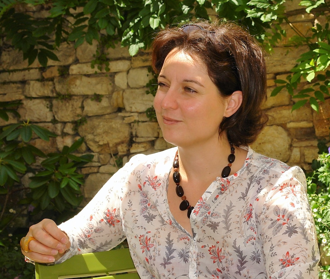 Anne-Claire FROGER - Objectif Nouvelle Vie